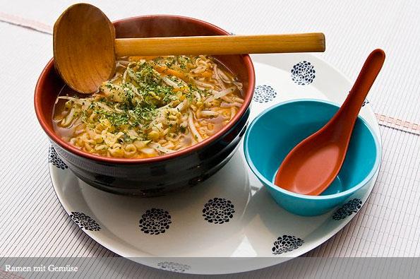 Natsu sushi meegoreng geb natsu sushi udon mit huhn
