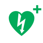 Logo Defibrillator - Internationale Apotheke