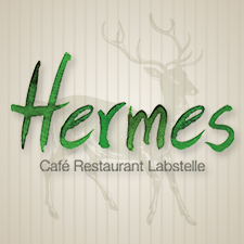 Logo Hermes Cafe Restaurant Labstelle