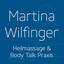 Logo Heilmassage & Body Talk Praxis Martina Wilfinger