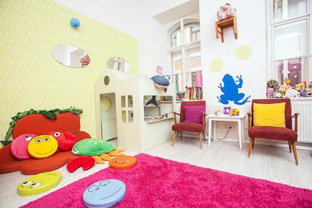 Foto Von Das Bunte Wohnzimmer   Kindercafe ...
