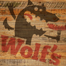 Wolf´s Burger-Bar Logo