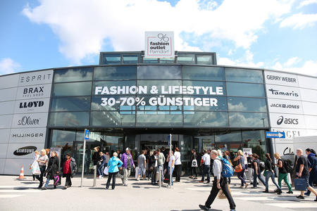 Foto von Parndorf Fashion Outlet